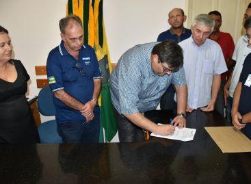 Codevasf contrata obra de esgotamento sanitário de Gararu