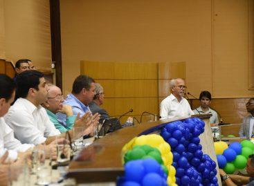 Edvaldo participa do Encontro Regional do PSD em Sergipe