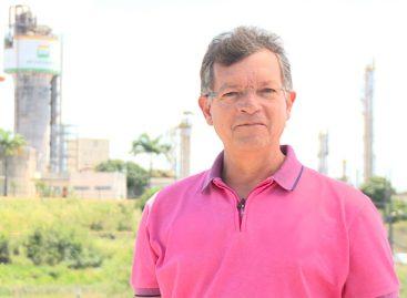 Laércio marca reunião com presidente da Petrobras para discutir a reabertura da Fafen