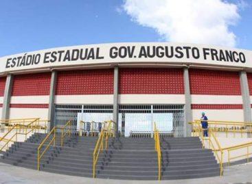 Estádio Francão em Estância comemora 36 anos nesta quarta