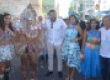 Programação de carnaval do município de Estância, vai até o próximo domingo