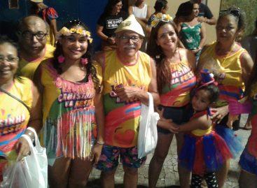 Bloco da Prevenção desfila no Carnaval  levando mensagem de prevenção e solidariedade