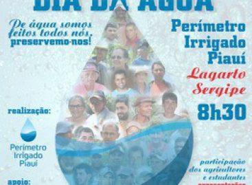 Comunidade agrícola de perímetro em Lagarto celebra Dia da Água
