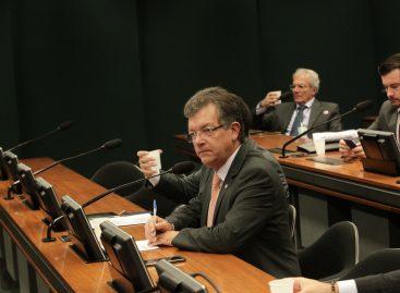 Laércio conversa com ministro de Minas e Energia para buscar soluções para a Fafen