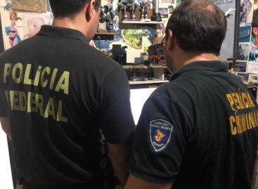 Operação Luz na Infância IV: PF prende dois suspeitos de pedofilia em Sergipe