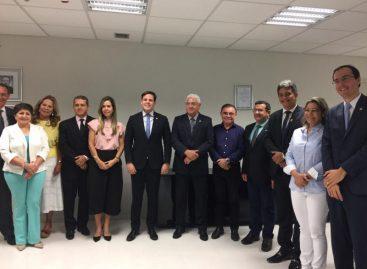 Deputados buscam soluções para matadouros em nova reunião no MPE