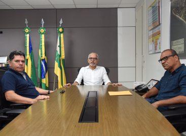 Edvaldo anuncia Carlos Cauê como novo secretário da Comunicação de Aracaju