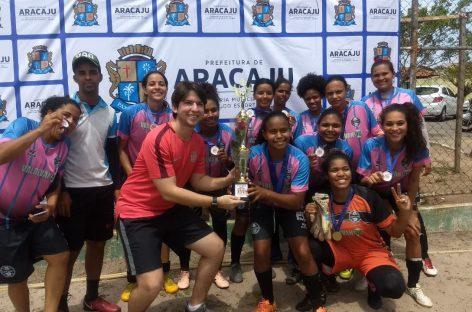 Torneio Cidade de Aracaju celebra Dia da Mulher com fomento ao futebol feminino