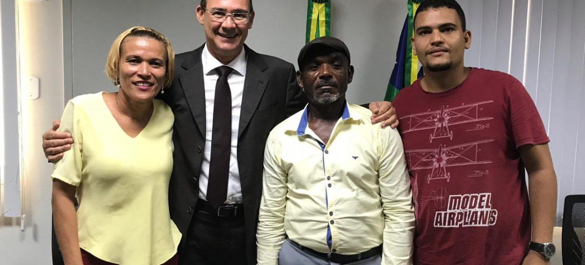 Defeso: pescadores sergipanos pedem apoio a Zezinho Sobral