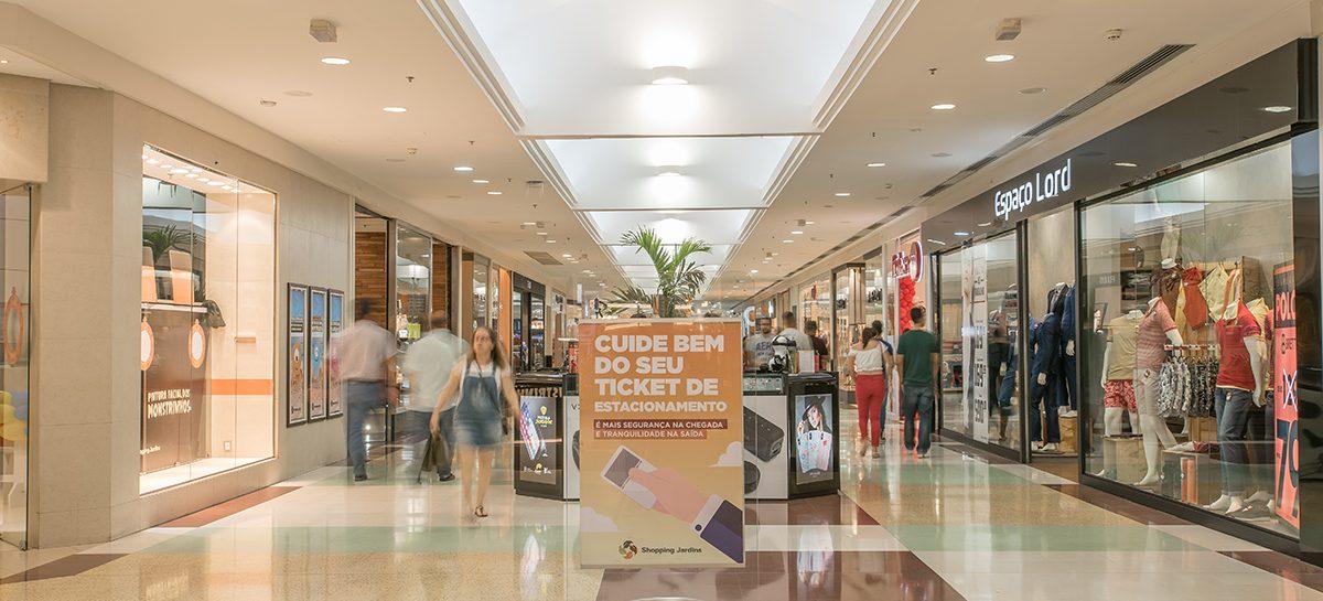 Shopping Jardins funciona em horário diferenciado no próximo domingo