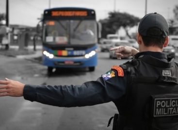 Região Metropolitana registra o menor índice de assaltos a ônibus dos últimos três anos