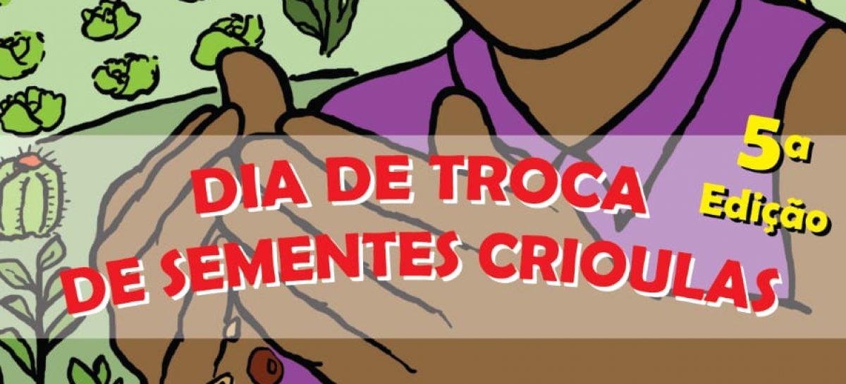 Troca de sementes crioulas acontece na próxima terça-feira, dia 19