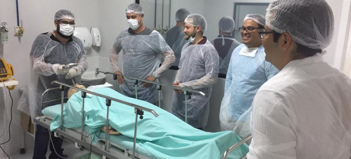SES capacita médicos para diagnóstico de morte encefálica em pacientes