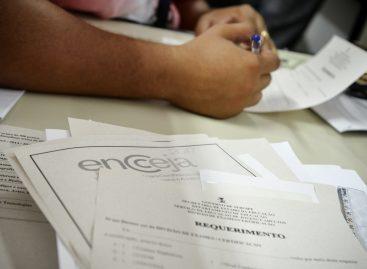 Mais de 1.751 jovens e adultos foram certificados no Encceja 2018