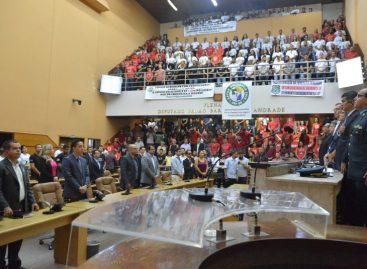 Audiência debate Segurança Pública em Sergipe