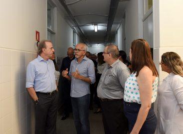 """Edvaldo: """"Município e Estado estarão lado a lado para recuperar a Saúde de Sergipe"""""""