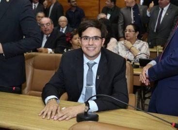 Deputado Talysson de Valmir mantêm a serenidade de estreante e a coerência de quem quer o melhor para o povo de Sergipe