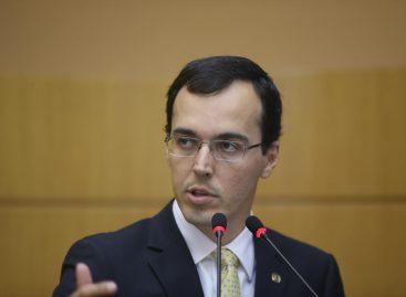 Georgeo Passos diz que Governo amordaçou os deputados