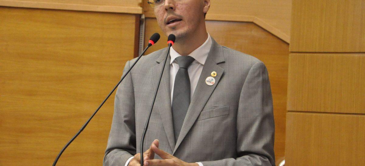 Georgeo Passos comemora liminar contra aumento de impostos