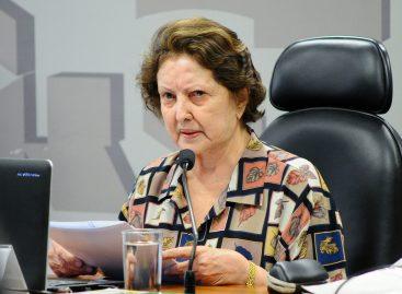 Para senadora, garantir liberação das emendas é respeitar demandas da sociedade