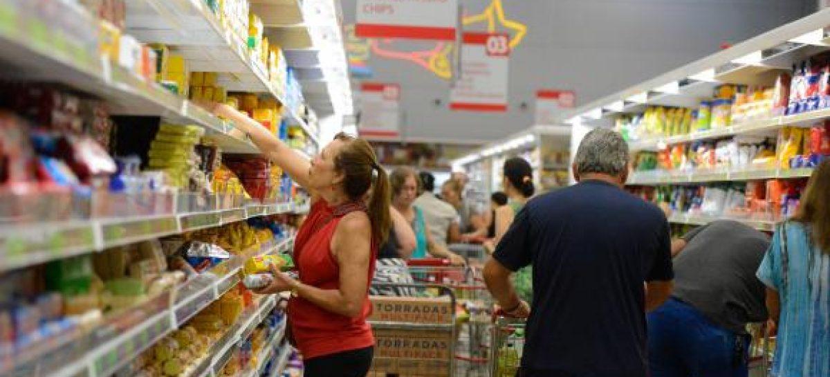 Em março, cesta básica aracajuana ficou em R$ 385,62