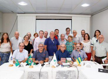 Antônio Saracura e José Almeida Bispo foram os convidados do Almoço Somese