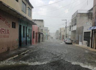 Chuvas causam muitos transtornos para a população em Lagarto