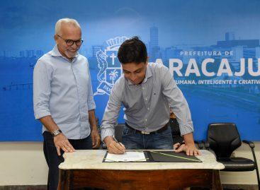 Edvaldo efetiva Renato Telles na Superintendência de Transporte e Trânsito de Aracaju