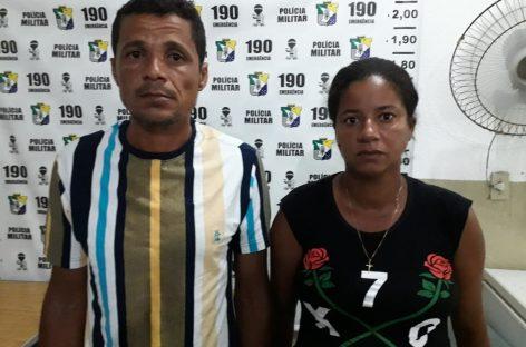 Casal é preso acusado de tráfico de drogas em ônibus da Coopertalse