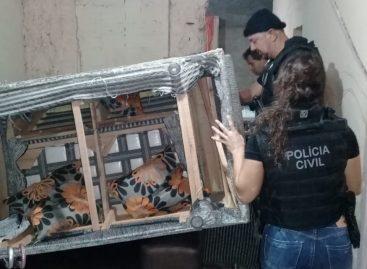 PC deflagra operação em Lagarto e cumpre 24 mandados de prisão e busca