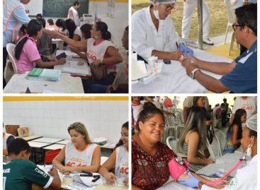 """Mais de 2.000 atendimentos foram realizados durante a segunda edição do programa """"Prefeitura de Socorro em Ação"""""""