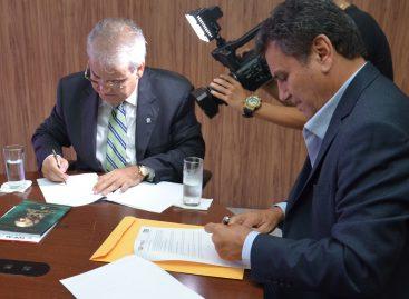 Tribunais de Contas de Sergipe e Alagoas firmam termo de cooperação técnica