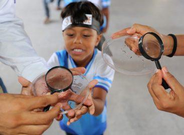 Projeto Canto Limpo se fortalece na conscientização e combate ao Aedes aegypti