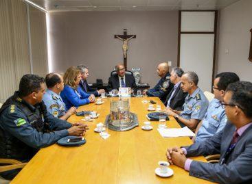 TJSE e PM assinam convênio para Curso Teórico Prático de Armamento e Tiro