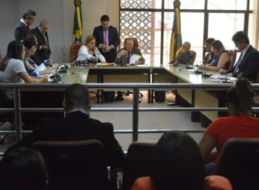 Alese aprova projetos nas Comissões Temáticas e em plenário