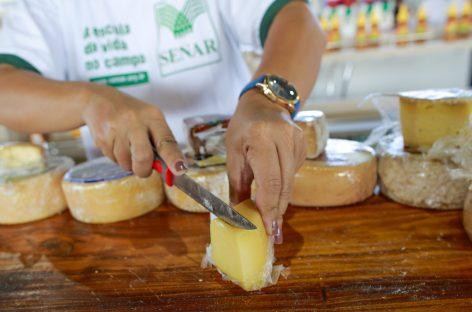 CNA e Senar realizam cadastro dos produtos artesanais e tradicionais