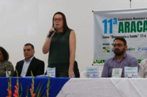 Conferência Municipal evidencia a democracia como uma das soluções para a Saúde