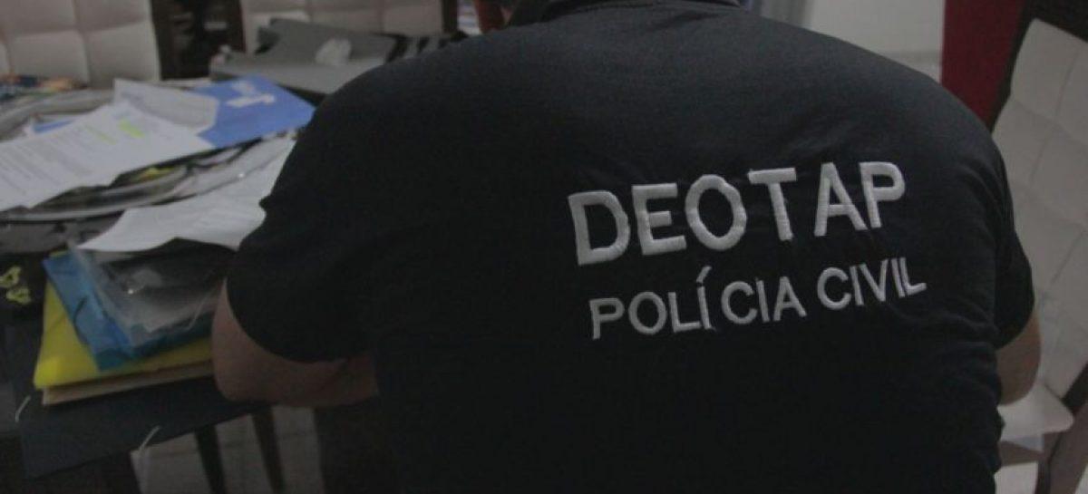 Deotap cumpre mandados de busca e apreensão na Secretaria de Agricultura de Ribeirópolis