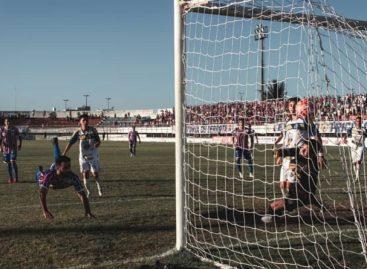 Frei Paulistano de virada vence o Itabaiana e garante vantagem para segunda partida da final