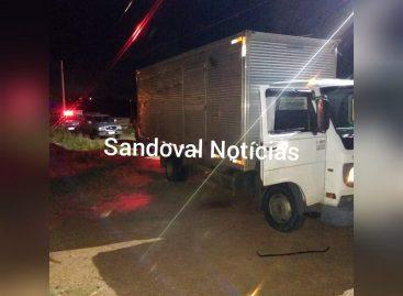 Ação conjunta prende motorista de caminhão embriagado