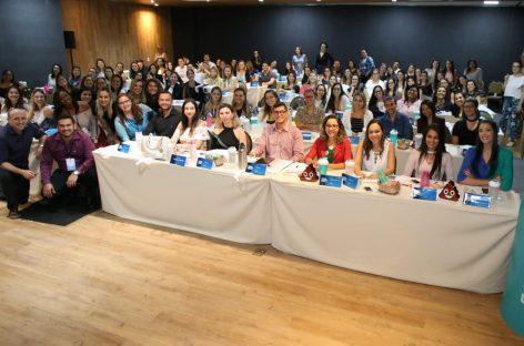 Murilo Pereira ministra curso de modulação intestinal para profissionais da saúde