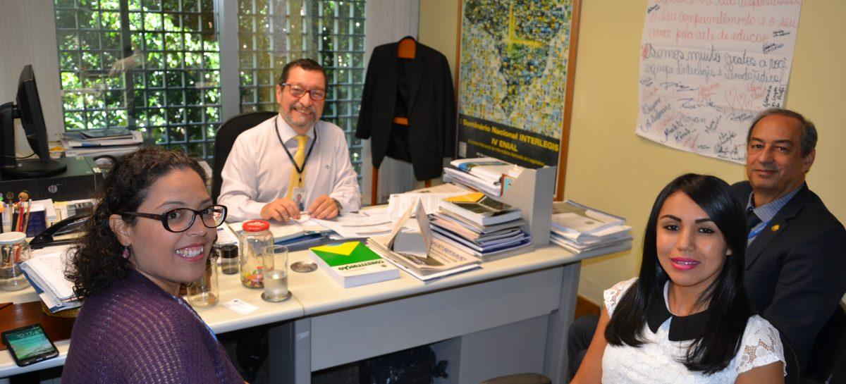 Senador Alessandro Vieira quer cobrir estado de SE com produtos Interlegis