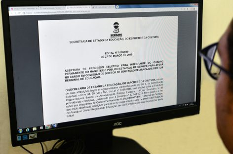 Governo divulga o resultado das primeiras etapas do PS para os cargos de Diretor de Educação