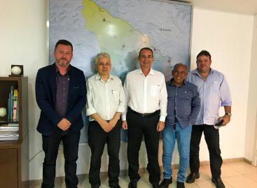 Zezinho Sobral apresenta possibilidades industriais para Sergipe na Sedetec