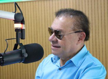 Estou na tentativa de conquistar a vereadora Emília, diz Gilmar Carvalho