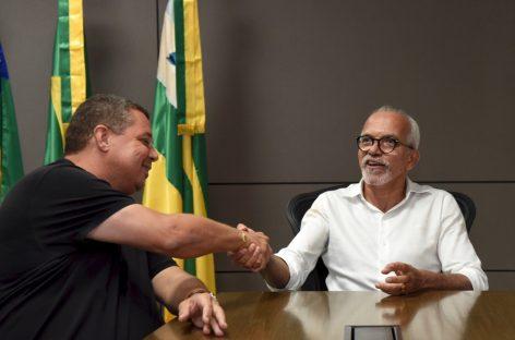"""Fábio Mitidieri diz que """"é legítimo o PSD querer lançar candidato a governador"""""""