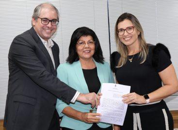 TCE firma termos de ajustamento com prefeituras de Capela e Gararu, na área da Saúde