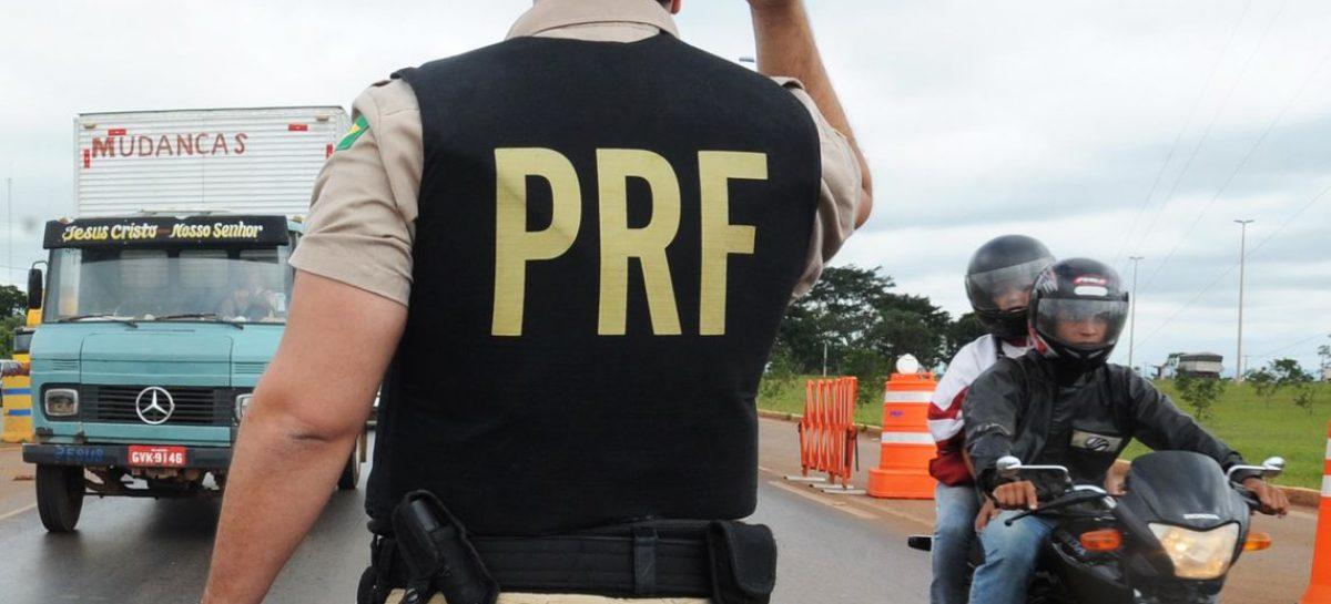 PRF faz operação especial nas rodovias para feriado de Semana Santa