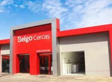 Aracaju recebe primeira unidade de franquias da Belgo Cercas