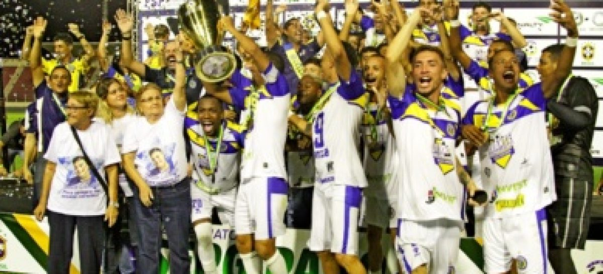 Frei Paulistano é o grande campeão do Sergipão de 2019